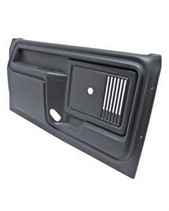 Panel de puerta automotor
